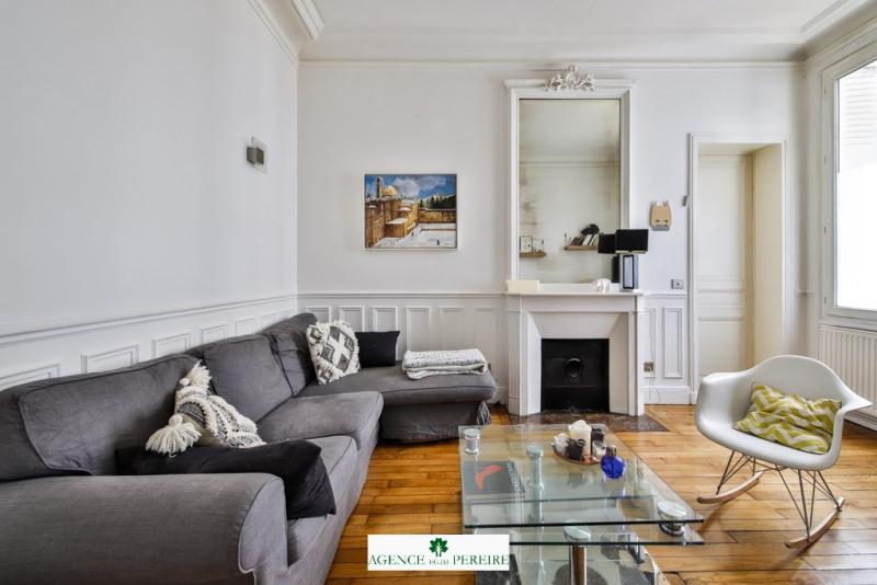 Sale apartment Paris 17ème 520000€ - Picture 1