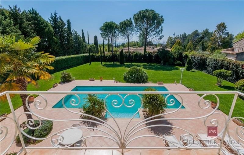 Vente de prestige maison / villa Aix en provence 1195000€ - Photo 1