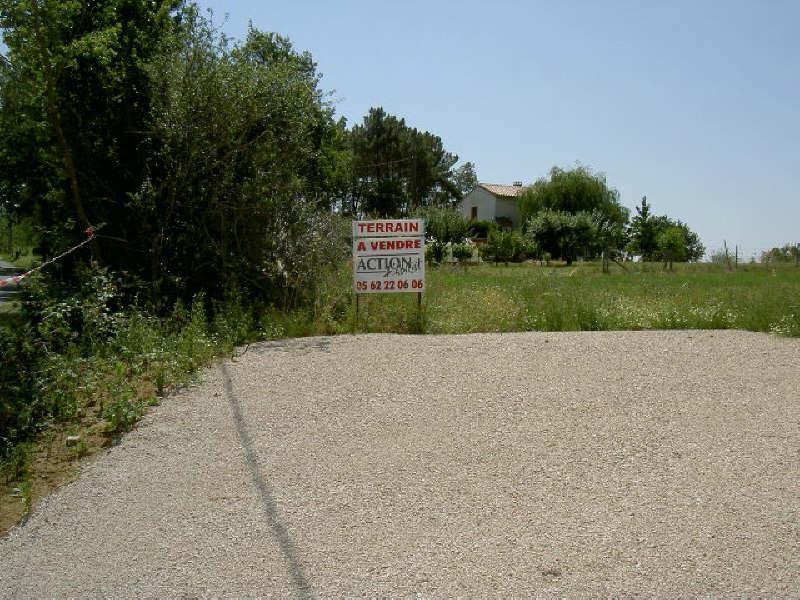 Sale site Villemur sur tarn 65000€ - Picture 2