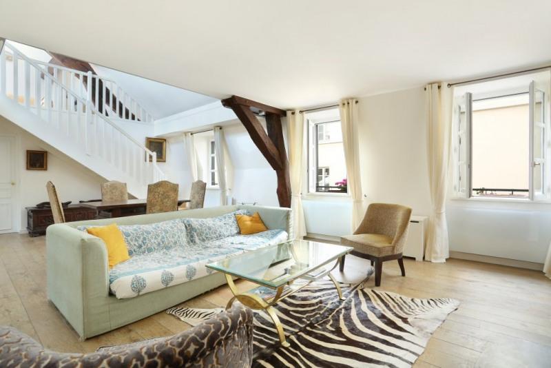 Revenda residencial de prestígio apartamento Paris 7ème 2900000€ - Fotografia 2
