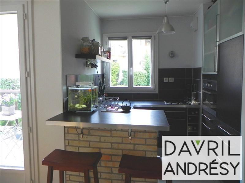 Revenda residencial de prestígio apartamento Andresy 179500€ - Fotografia 7