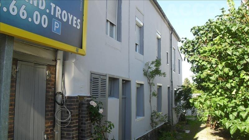 Produit d'investissement immeuble Troyes 249000€ - Photo 1