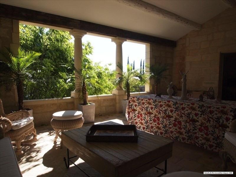 Vente de prestige maison / villa Uzes 1800000€ - Photo 1