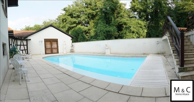 Deluxe sale house / villa Lauterbourg 494400€ - Picture 3