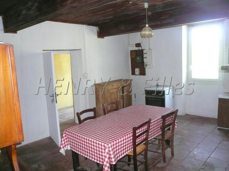 Vente maison / villa L'isle jourdain 10 min 165000€ - Photo 7