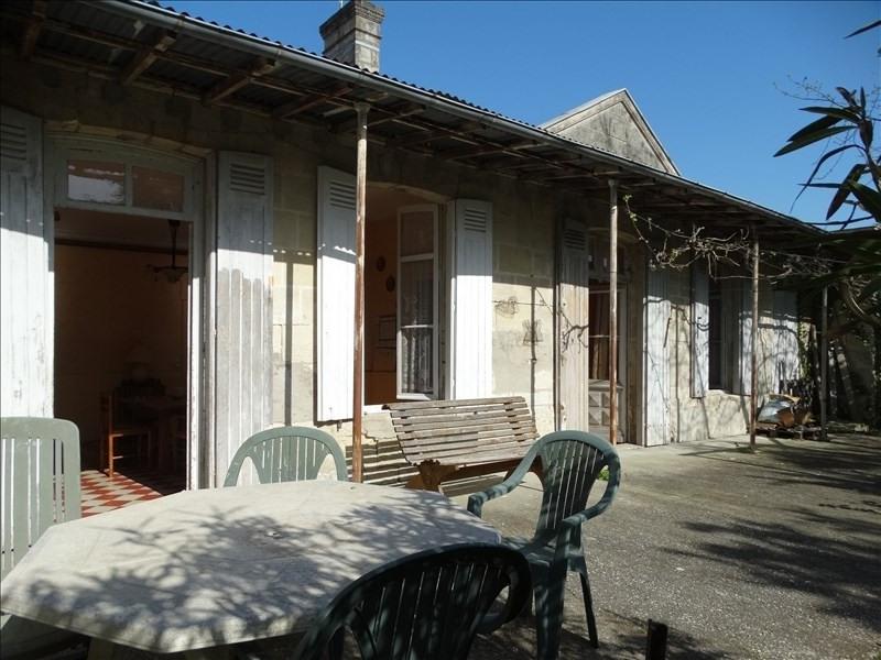 Sale house / villa Margaux 262500€ - Picture 1