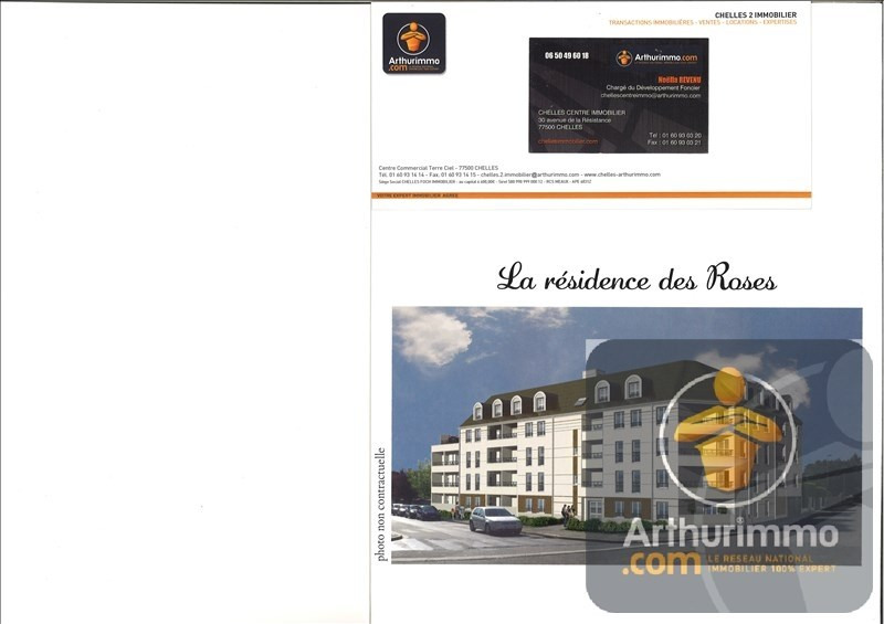 Vente appartement Brou sur chantereine 223 600€ - Photo 3