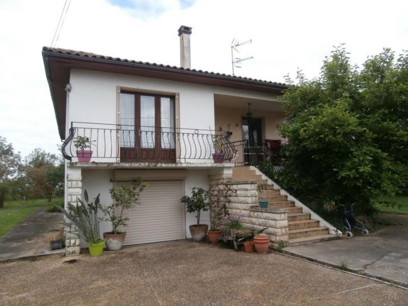 Sale house / villa Lamonzie saint martin 139000€ - Picture 1