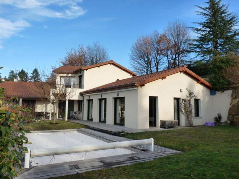 Verkoop van prestige  huis Saint-paul-en-cornillon 600000€ - Foto 4
