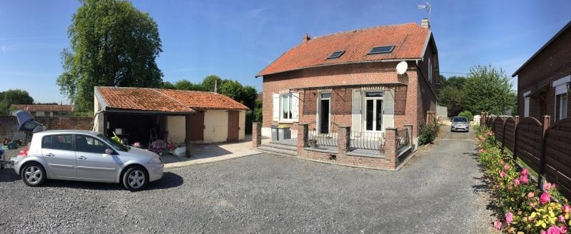 Vente maison / villa Hargicourt 184600€ - Photo 1
