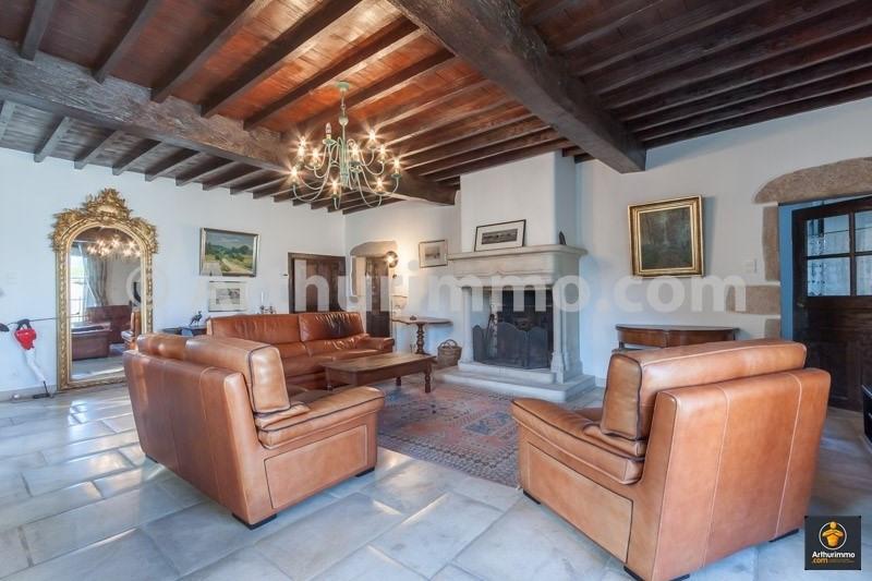 Deluxe sale house / villa Les avenieres 449000€ - Picture 2
