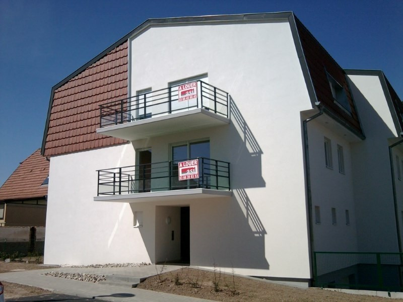 Rental apartment Holtzheim 905€ CC - Picture 9