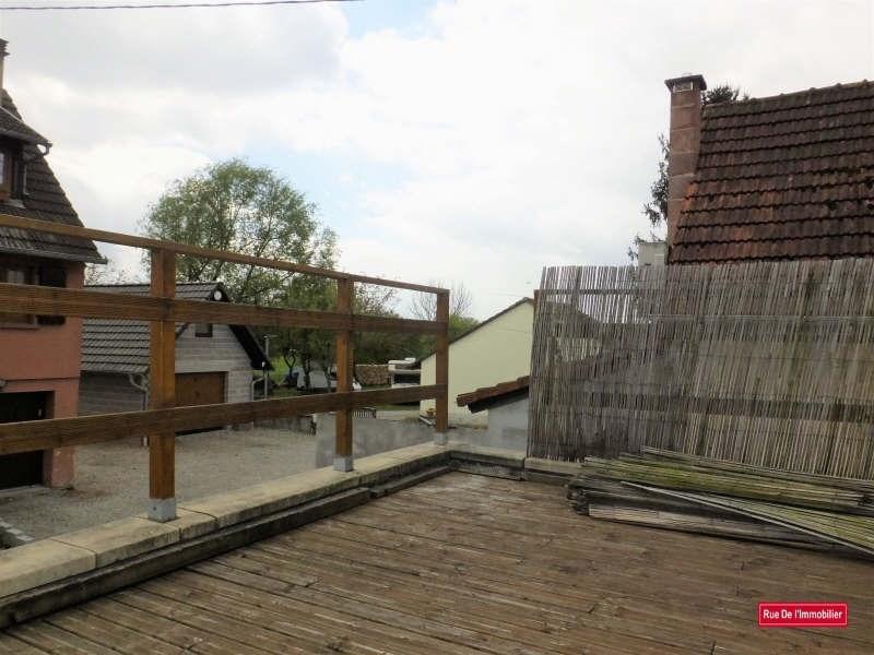 Sale house / villa Gundershoffen 141600€ - Picture 1