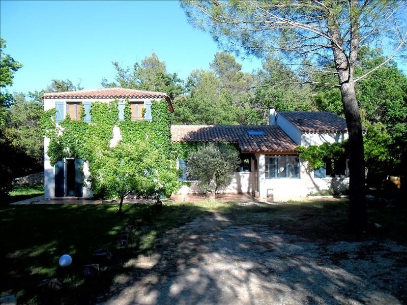 Vente de prestige maison / villa Jouques 615000€ - Photo 1