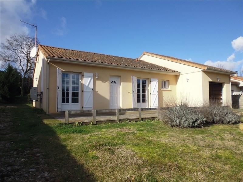 Venta  casa Migne auxances 149000€ - Fotografía 1