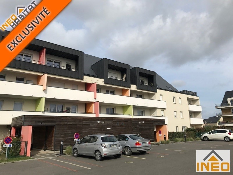 Vente appartement Melesse 155 150€ - Photo 1