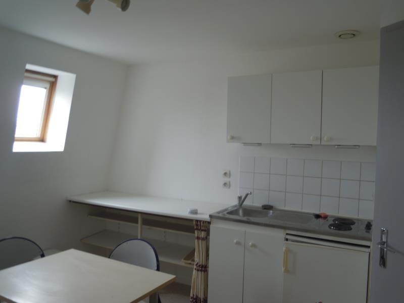 Rental apartment Hirson 295€ CC - Picture 1
