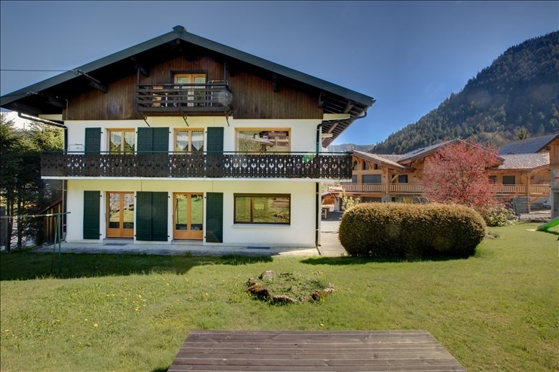 Deluxe sale house / villa Morzine 1198000€ - Picture 2