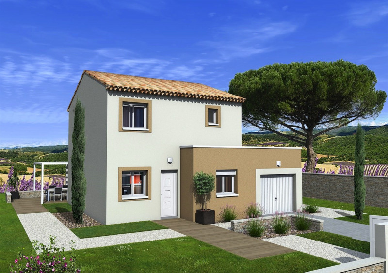 Maison  5 pièces + Terrain 782 m² Bollène par MAISONS PUNCH
