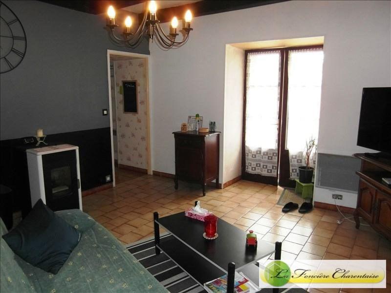Vente maison / villa Ruffec 101500€ - Photo 2