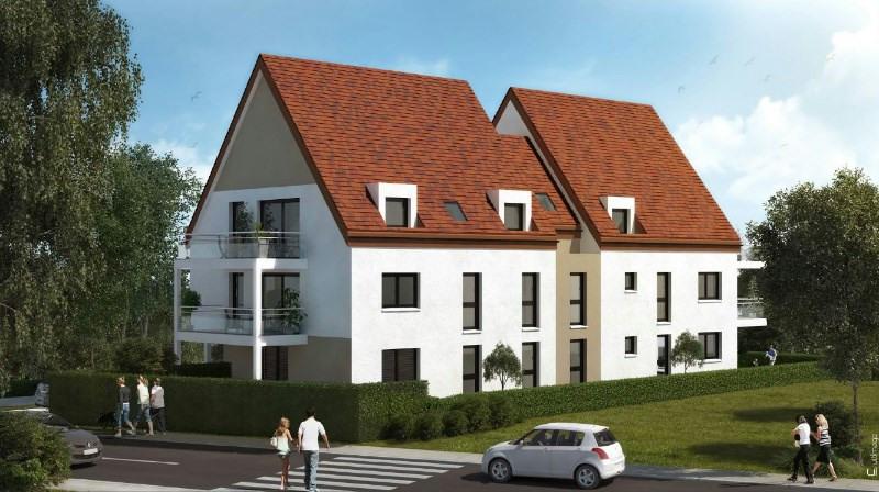 Le maraicher programme immobilier neuf strasbourg for Immobilier strasbourg neuf