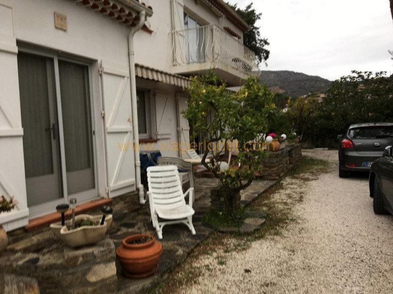 Vendita nell' vitalizio di vita casa Bormes-les-mimosas 150000€ - Fotografia 3