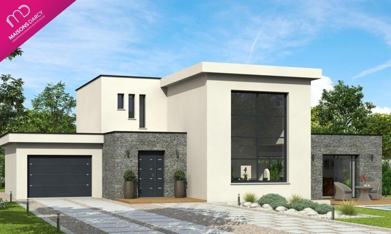 Maison  5 pièces + Terrain 771 m² Broin par MAISONS DARCY