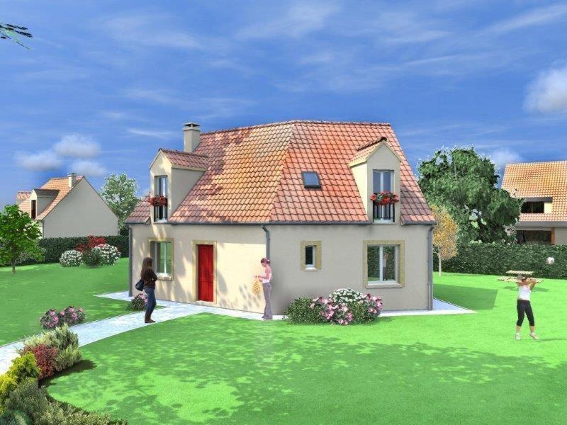Maison  5 pièces + Terrain 600 m² Saint-Jacques-sur-Darnétal par RESIDENCES INTER ROUEN