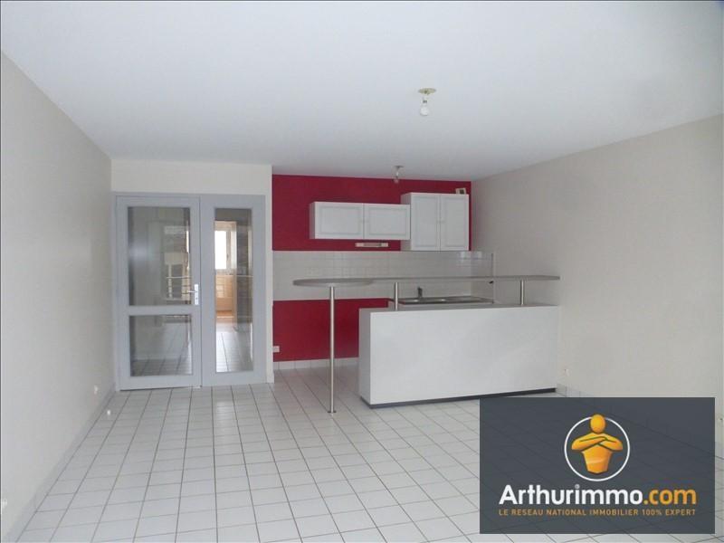Location appartement Saint brieuc 560€ CC - Photo 1