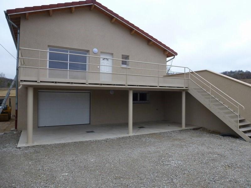 Rental house / villa Hauterives 850€ CC - Picture 2
