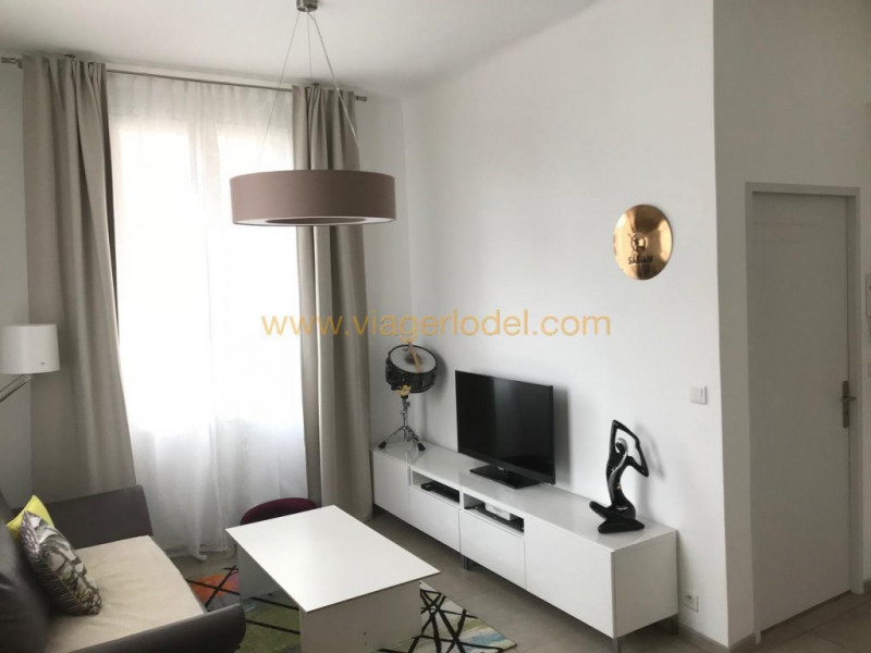 Vitalicio  apartamento Toulon 90000€ - Fotografía 2