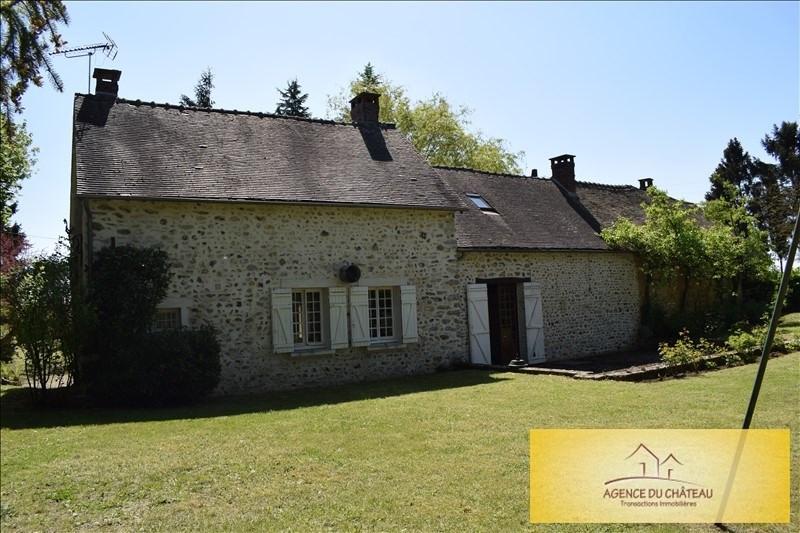Sale house / villa La villeneuve en chevrie 208000€ - Picture 5