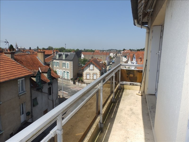 Vente appartement Yzeure 68 000€ - Photo 7