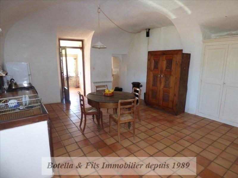 Venta  casa Barjac 146000€ - Fotografía 4
