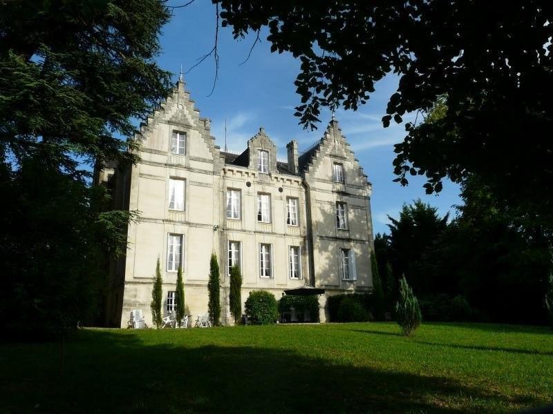 Vente de prestige maison / villa Mirambeau 998000€ - Photo 9
