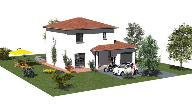 Maison  4 pièces + Terrain 800 m² Chuzelles par MAISONS VALTREA
