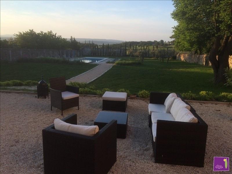 Vente de prestige maison / villa Goudargues 1595000€ - Photo 3