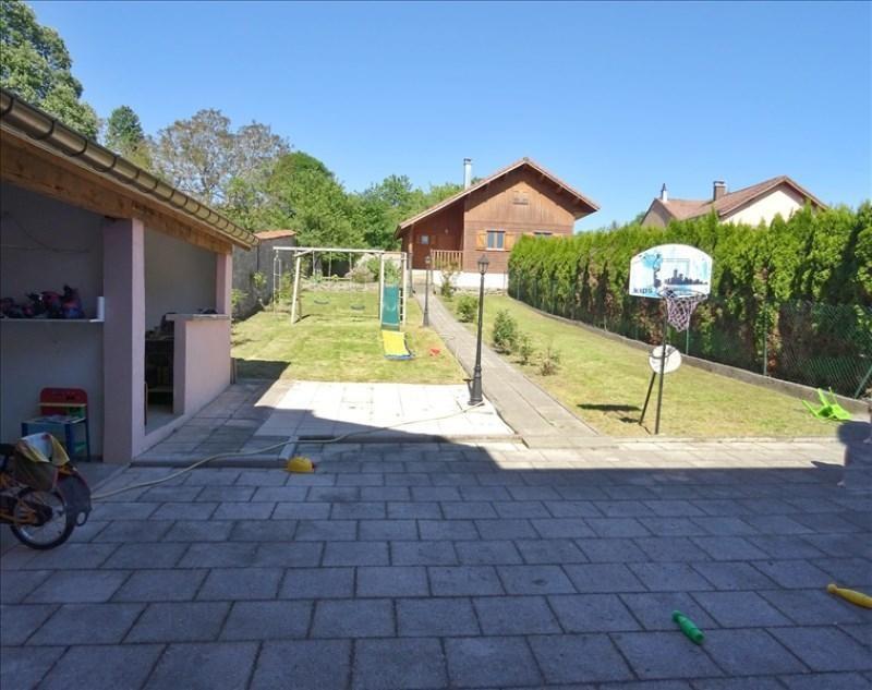 Vente maison / villa Baccarat 152000€ - Photo 3