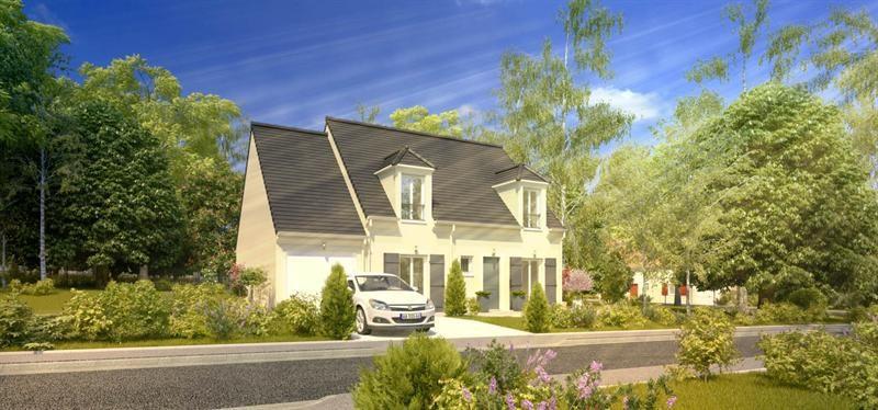 Maison  6 pièces + Terrain 636 m² Marolles-sur-Seine par MAISONS PIERRE