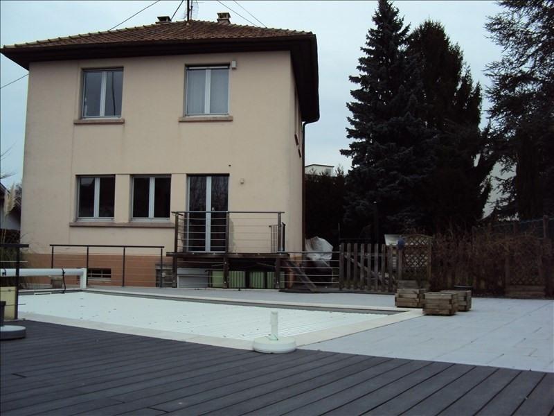 Sale house / villa Riedisheim 329000€ - Picture 8