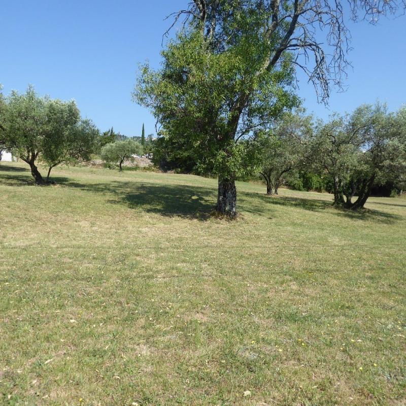 Vente terrain Aubenas 108000€ - Photo 1
