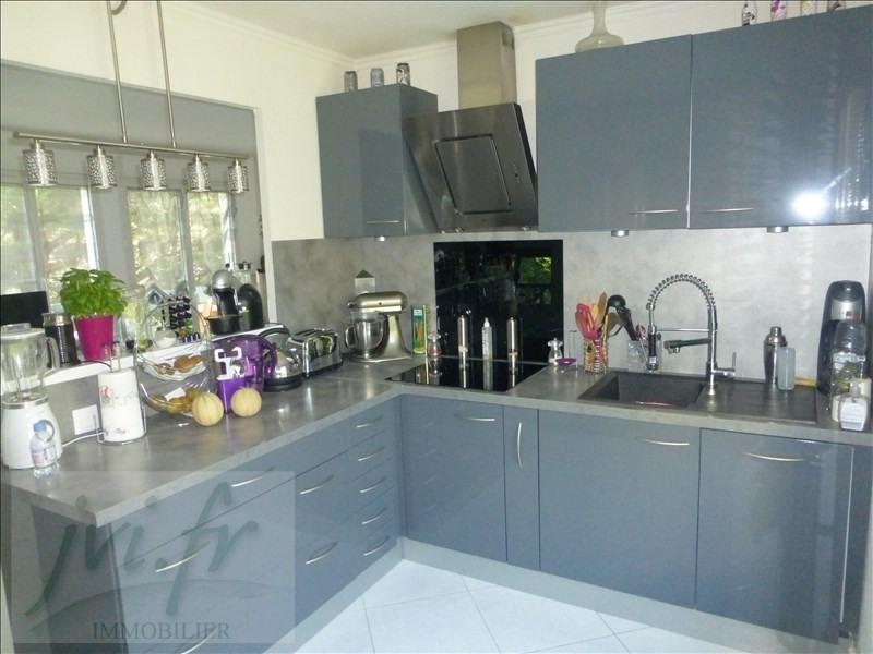 Vente maison / villa Margency 378000€ - Photo 2