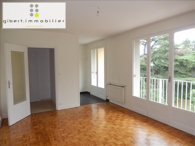 Location appartement Le puy en velay 348,79€ CC - Photo 2