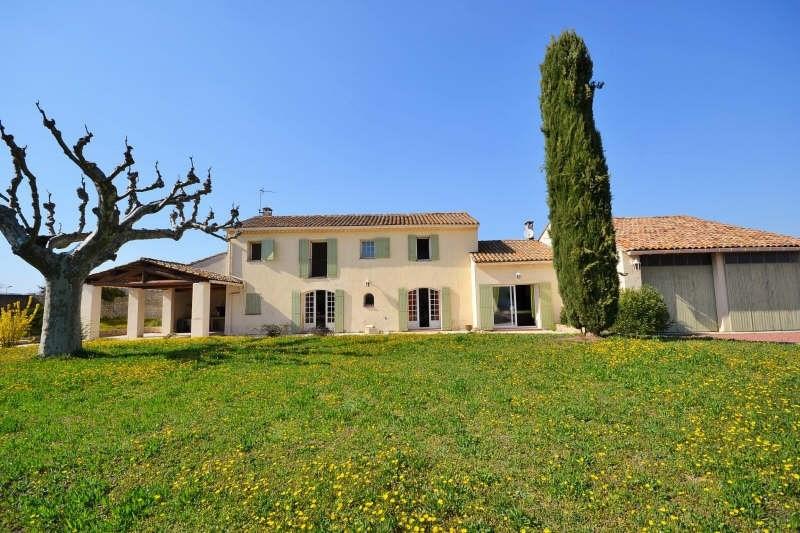 Verkoop  huis Cavaillon 370000€ - Foto 1