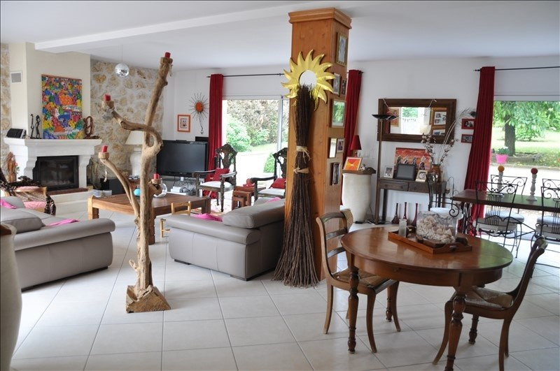 Vente maison / villa Feucherolles 845000€ - Photo 4