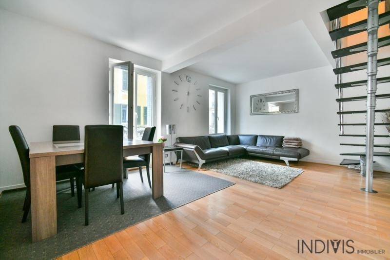 Vente appartement Puteaux 465 000€ - Photo 1
