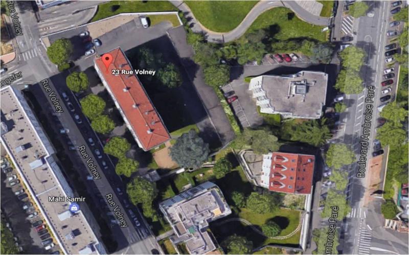 Rental parking spaces Lyon 8ème 45€ CC - Picture 1