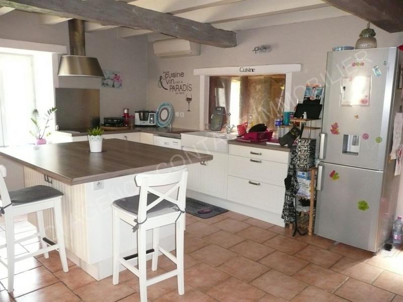 Sale house / villa St sever 195000€ - Picture 6