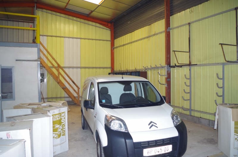 Location local commercial Bieville beuville 700€ HT/HC - Photo 5