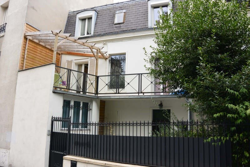 Vente maison / villa Le raincy 470000€ - Photo 1
